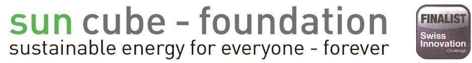 SunCube Foundation
