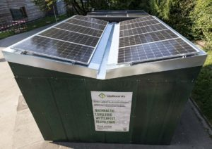 European-quality solar panels